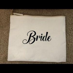 Bride Pouch